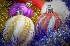 De gebieden van Kerstmis Royalty-vrije Stock Fotografie