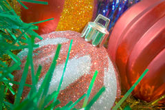 De gebieden van Kerstmis Royalty-vrije Stock Afbeelding