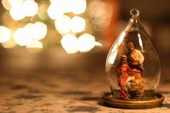 De Geboorte van Christus Stock Foto