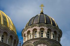 De Geboorte van Christus van de Kathedraal van Christus Royalty-vrije Stock Foto's