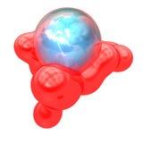 De Geboorte van de wereld vector illustratie