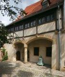 De Geboorteplaats van Martin Luther's Royalty-vrije Stock Fotografie
