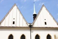 De gebouwde Kapel van Betlem (1391) royalty-vrije stock foto's