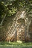 De Gebouwen van Brijuni Royalty-vrije Stock Afbeeldingen