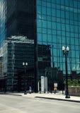 De gebouwen van Chicago, de Verenigde Staten van Amerika Stock Afbeeldingen