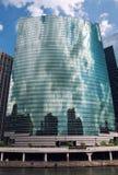 De gebouwen van Chicago, de Verenigde Staten van Amerika Royalty-vrije Stock Fotografie
