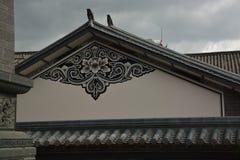 De gebouwen van de oude stad van Dali Stock Fotografie
