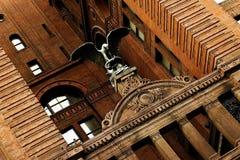 De gebouwen van de stad Royalty-vrije Stock Afbeelding