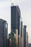 De gebouwen van Doubai Royalty-vrije Stock Foto's