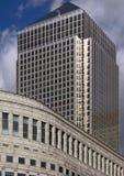 De gebouwen van het bureau Royalty-vrije Stock Afbeelding