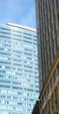 De gebouwen van het bureau in Boston Stock Foto's