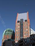 De gebouwen van het bureau, Den Haag Royalty-vrije Stock Fotografie
