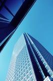 De gebouwen van het bureau Londen Royalty-vrije Stock Foto's