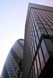 De gebouwen van het bureau in Londen Royalty-vrije Stock Fotografie