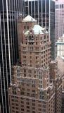 De Gebouwen van het Bureau van de Stad van New York Stock Afbeelding