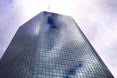 De gebouwen van het glas Stock Foto's