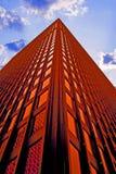 De gebouwen van het glas Royalty-vrije Stock Afbeelding