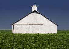 De Gebouwen van het landbouwbedrijf Royalty-vrije Stock Foto