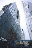 De Gebouwen van het de Stadscentrum van Oslo Royalty-vrije Stock Fotografie