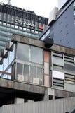 De Gebouwen van Manchester Royalty-vrije Stock Afbeeldingen