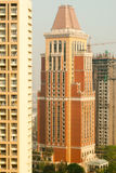 De gebouwen van Mumbai Royalty-vrije Stock Foto's