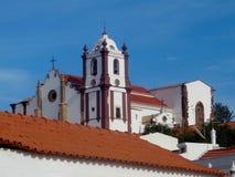 De gebouwen van Portugal Stock Afbeelding