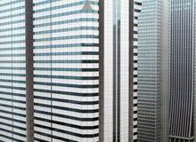 De Gebouwen van Tokyo Stock Foto