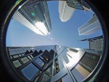 De gebouwen van Toronto Royalty-vrije Stock Afbeelding