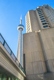 De gebouwen van Toronto Royalty-vrije Stock Fotografie