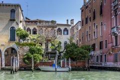 De Gebouwen van Venetië Stock Foto