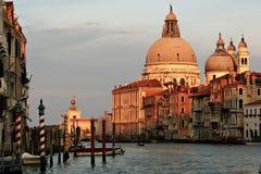 De gebouwen van Venezia Stock Afbeeldingen