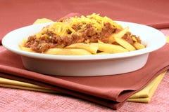 De gebraden gerechten van de Spaanse peper Royalty-vrije Stock Foto's