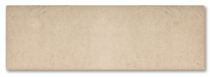 De gebruikte nieuwsdocument textuur isoleerde witte achtergrond royalty-vrije stock foto