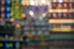 De DE geconcentreerde bokeh lichte, abstracte achtergrond van het puntenpatroon royalty-vrije stock foto's
