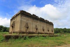 De Gedaalde tempel, dalende tempel Stock Afbeelding