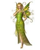 De Geest van de Lente van de fee royalty-vrije illustratie