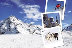 De geest van de winter Royalty-vrije Stock Afbeeldingen