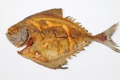De gefrituurde Vissen van Bramen Royalty-vrije Stock Foto's