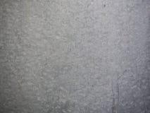 De gegalvaniseerde achtergrond van de staalplaat, metaal roestvrij plooit Stock Foto's