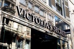 De Geheime boutique van Victoria ` s stock foto