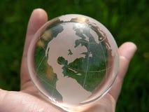 De gehele wereld Stock Foto