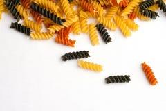 De gekleurde Morserij van Noedels Stock Fotografie