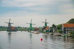 De Gekroonde Poelenburg, De Kat, moulin à vent de Windmill De Zoeker et photos libres de droits