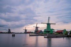 De Gekroonde Poelenburg, De Kat, Windmill De Zoeker, Houtzaagmol immagine stock libera da diritti