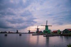 De Gekroonde Poelenburg, De Kat, Windmill De Zoeker, Houtzaagmol fotografia stock libera da diritti