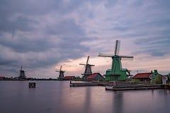 De Gekroonde Poelenburg, De Kat, Windmill De Zoeker, Houtzaagmol immagini stock libere da diritti