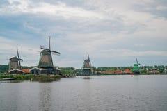 De Gekroonde Poelenburg, De Kat, Windmill De Zoeker, Houtzaagmol immagini stock