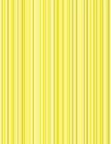 De gele Achtergrond van de Krijtstreep Royalty-vrije Stock Foto