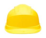 De gele Helm van de Veiligheid Royalty-vrije Stock Foto's