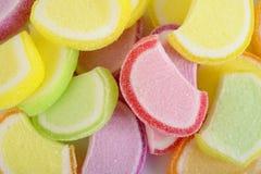 De gelei van het suikergoedfruit Royalty-vrije Stock Afbeelding